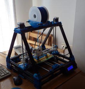 Mi impresora 3d