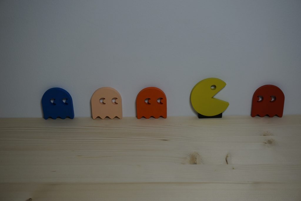 Pacman family
