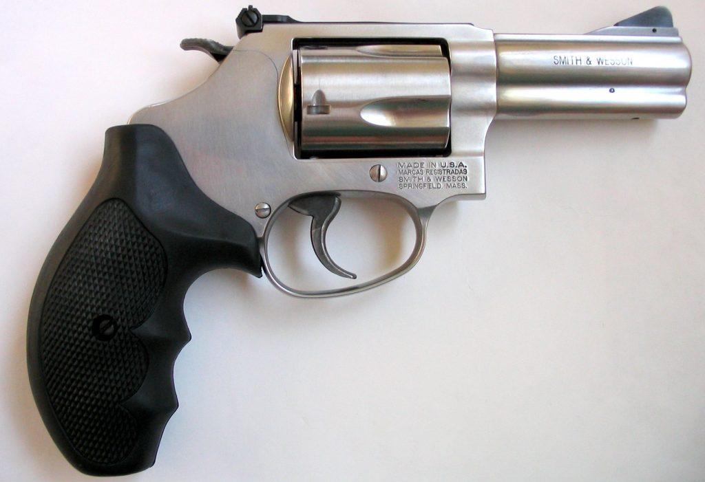 Revolver S&W_60_3in