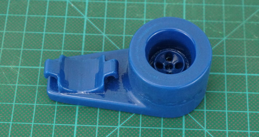 Prototipo Alcon impreso