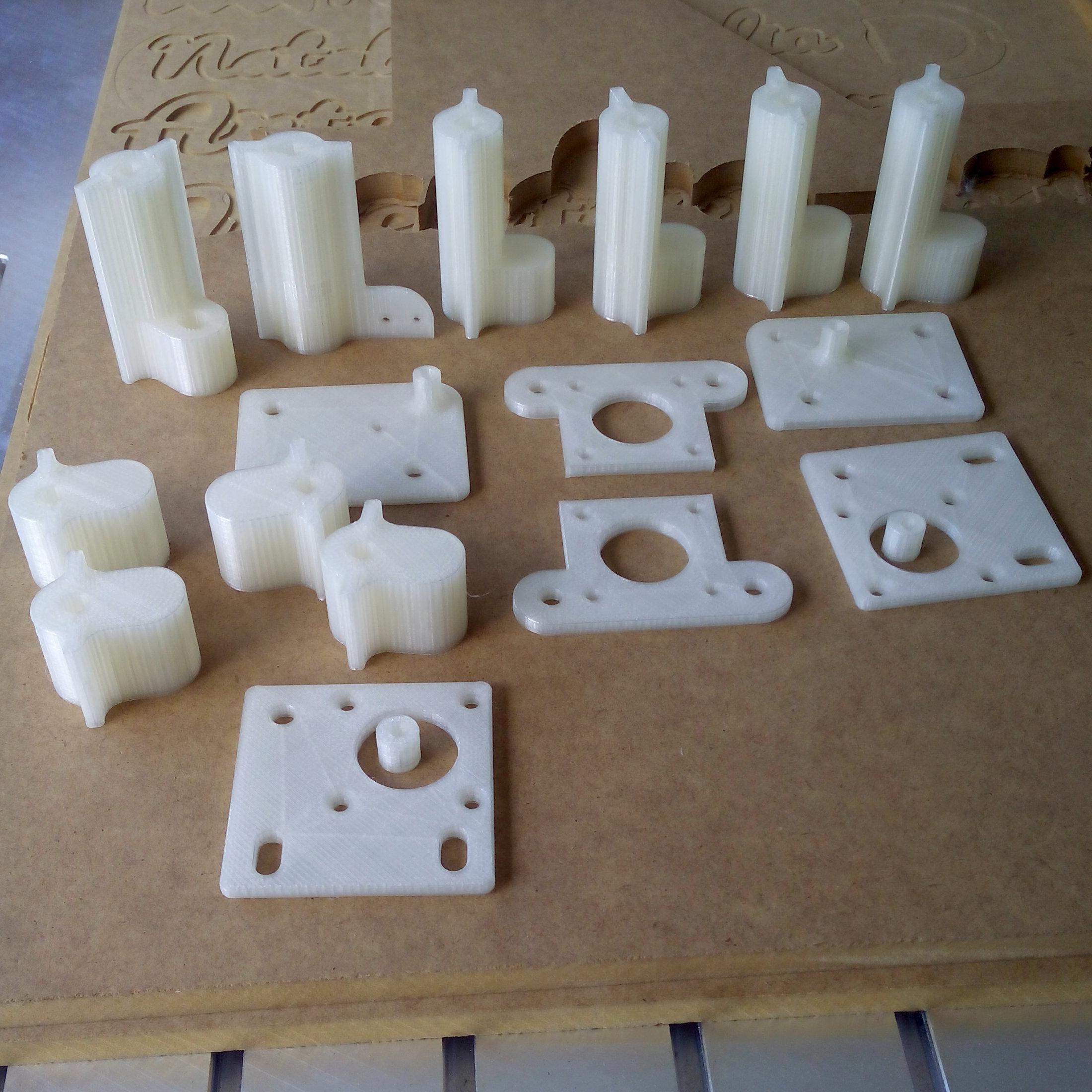 Impresion 3d piezas impresora 3D