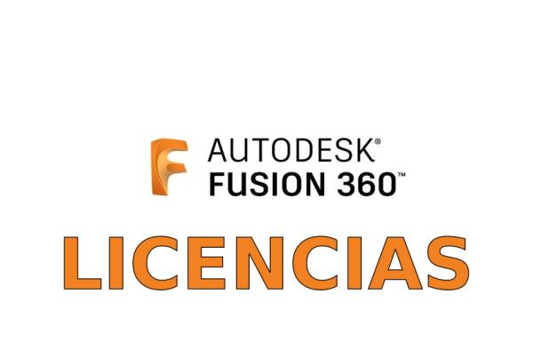 Licencias Fusion 360