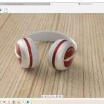 Práctica auriculares Fusion 360