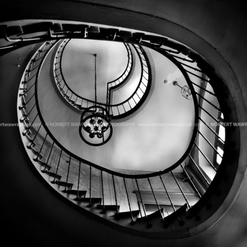 Stairs I – France, Paris