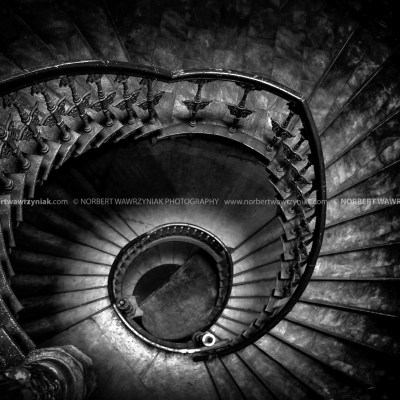 Stairs V – Poland, Wroclaw