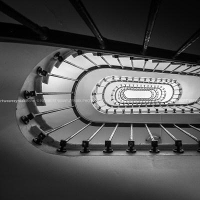 Stairs XX - France, Paris
