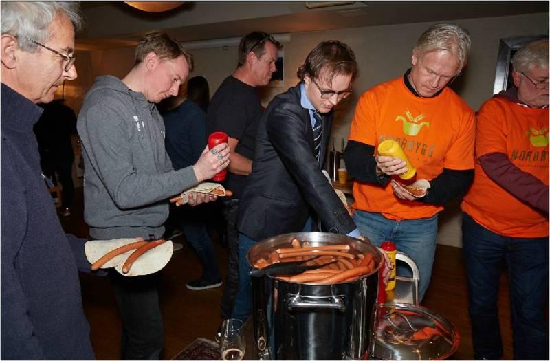 KM18-Pølsefest