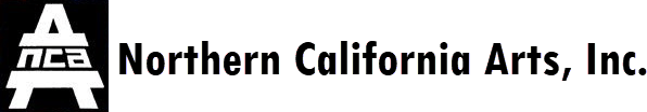 Northern California Arts, Inc. site logo