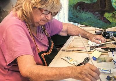 Diana Holt, Artist