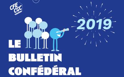 Le bulletin confédéral n°60 de la CFE-CGC