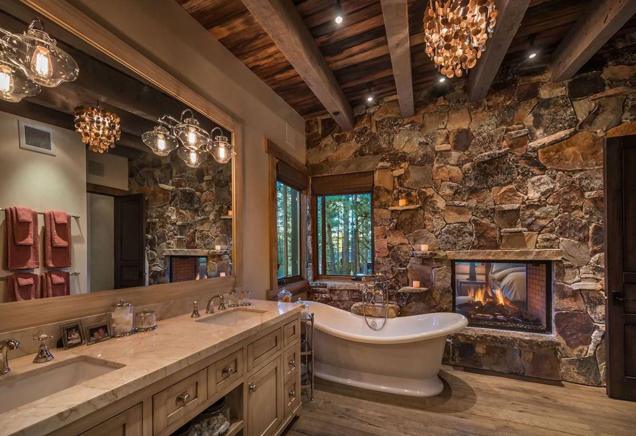 23 rustic bathroom ideas that you will adore on rustic bathroom designs photos id=12858