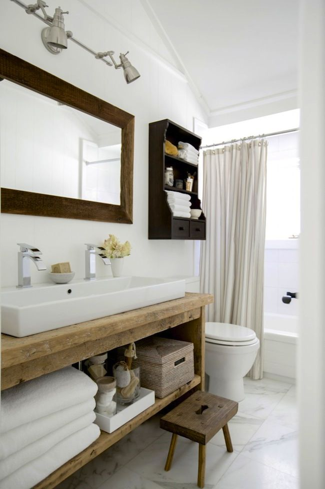 22 Amazing Country Bathroom Ideas for Your Next Restyle on Rural Bathroom  id=59266