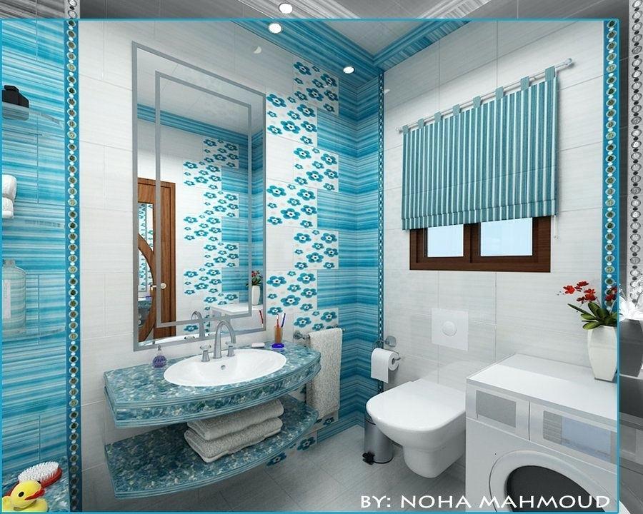 23 Creative Kid's Bathroom Ideas for Your Upcoming Project on Fun Bathroom Ideas  id=84890