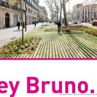 Bruno-Marek-Allee - ein städtischer Boulevard