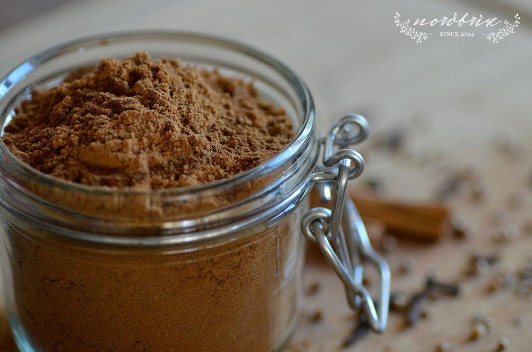 gingerbread lebkuchen gewürz spice recipe