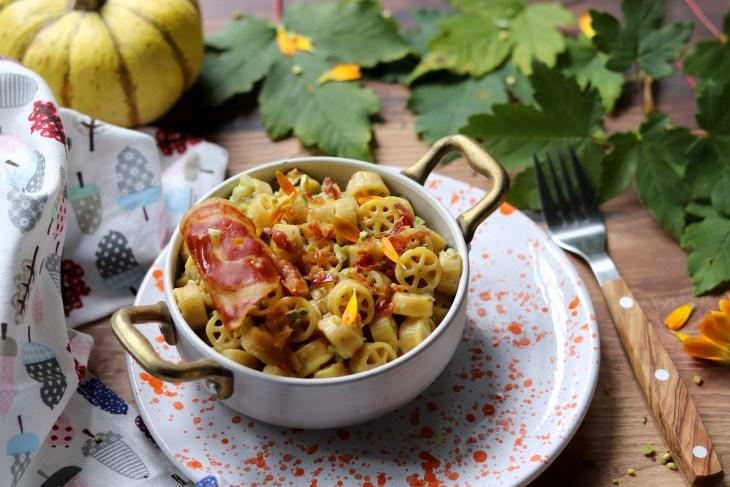 ricetta-pasta-di-zucca-con-pancetta