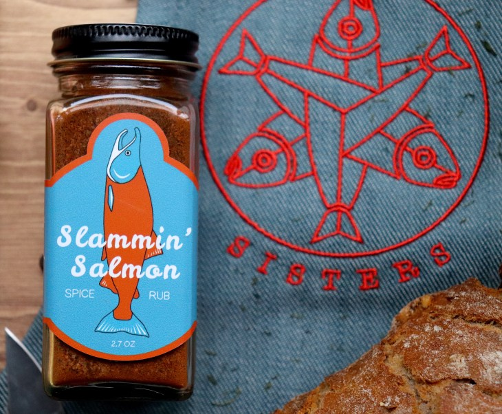salmon-sisters