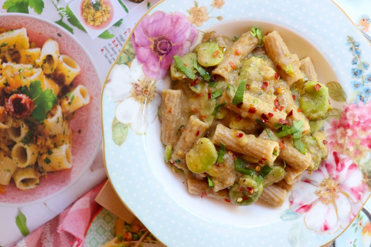 ricetta-pasta-integrale-e-fave