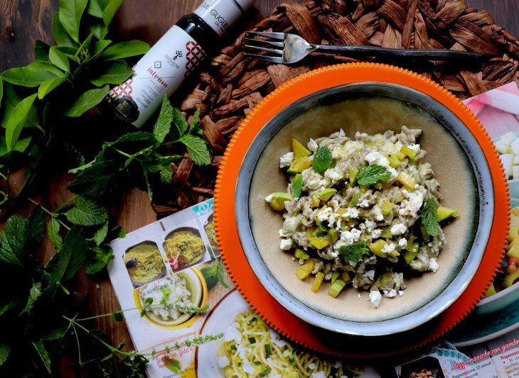 ricetta-pasta-feta-menta-ortica