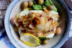 bacalhau a lagareiro ricetta