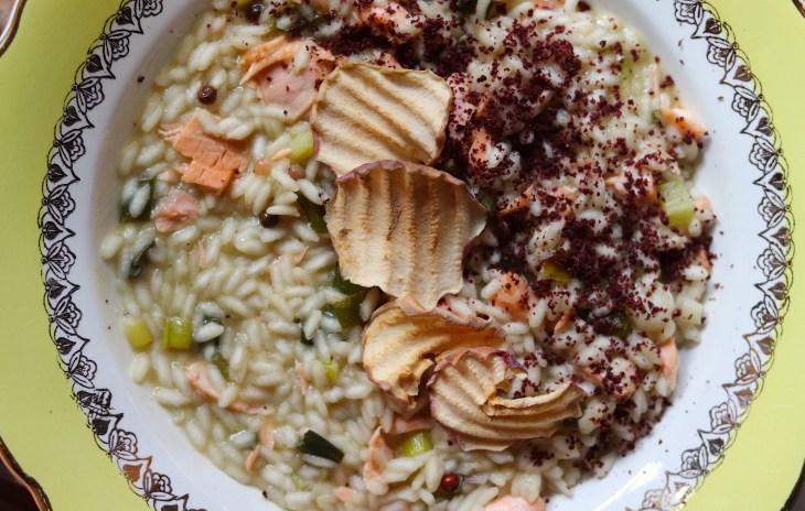 ricetta risotto hygge