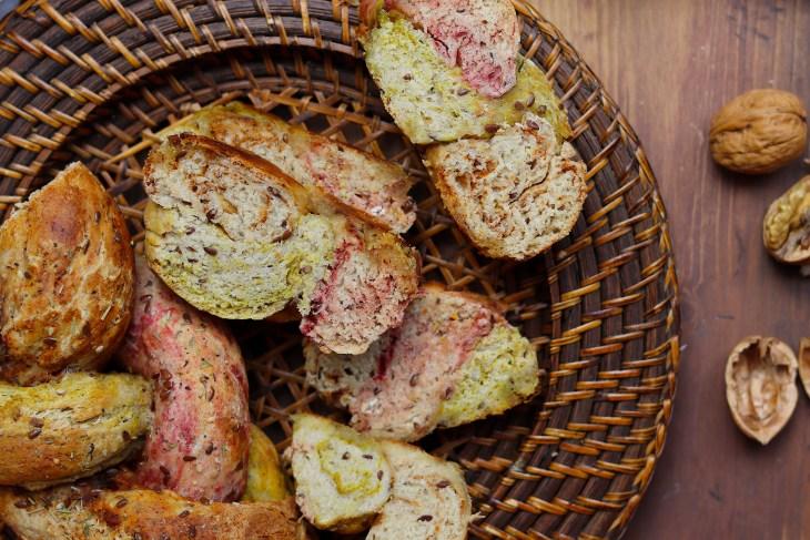 ricetta-pane-multicolore