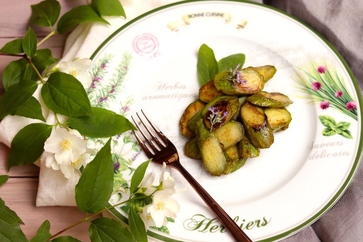 la cucina vegetale di chiodi latini