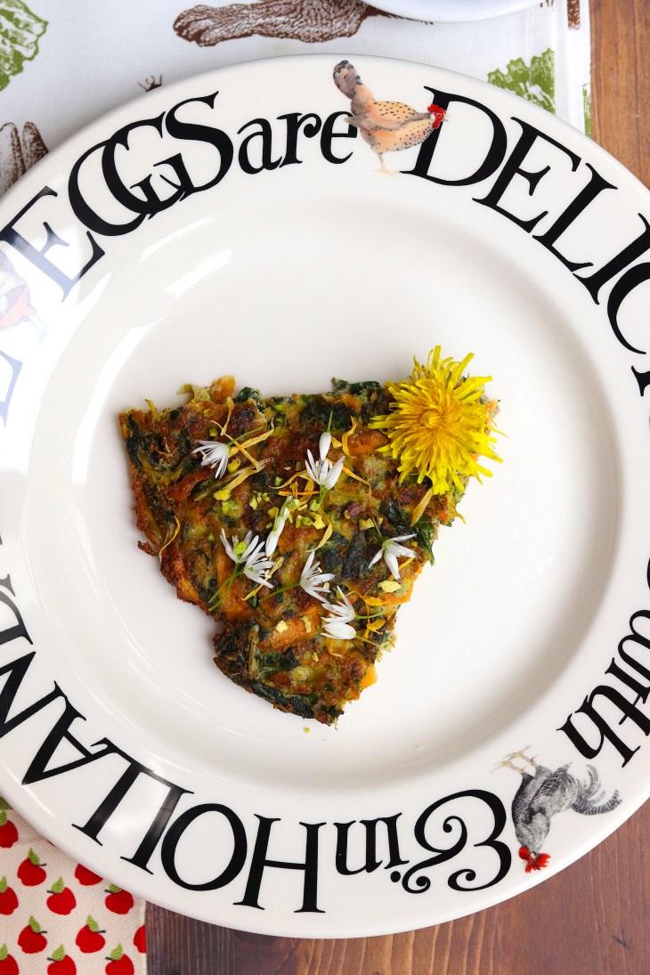 frittata-al-pesto-di-pistacchio