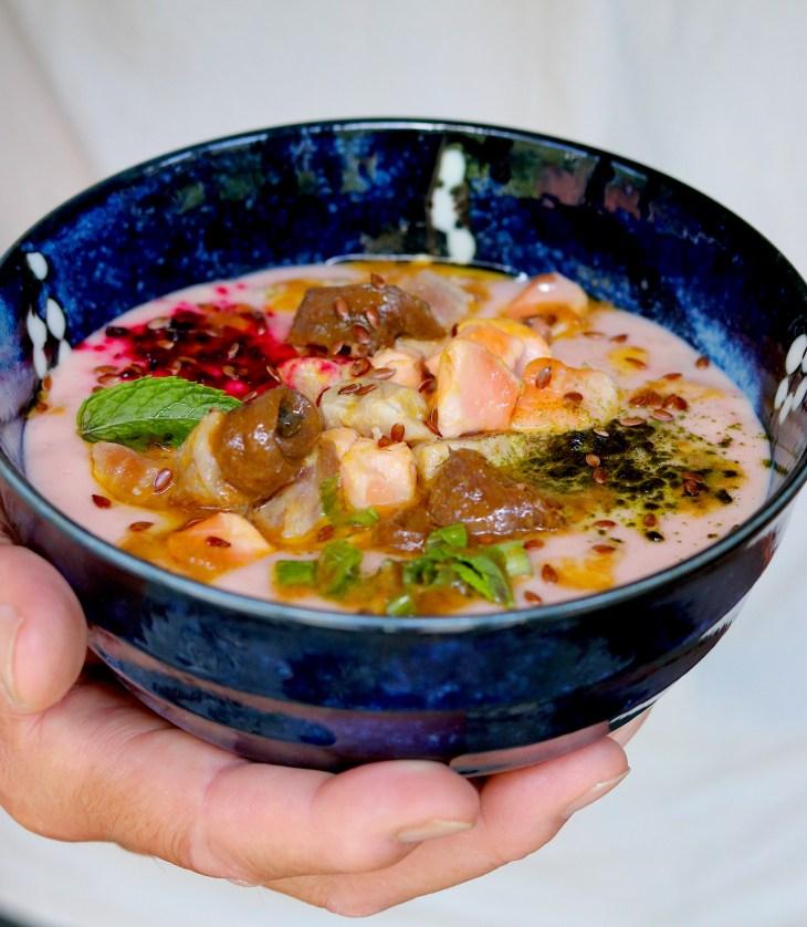 zuppa dell'alaska