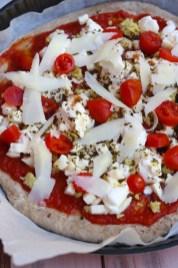 pizza fatta a casa