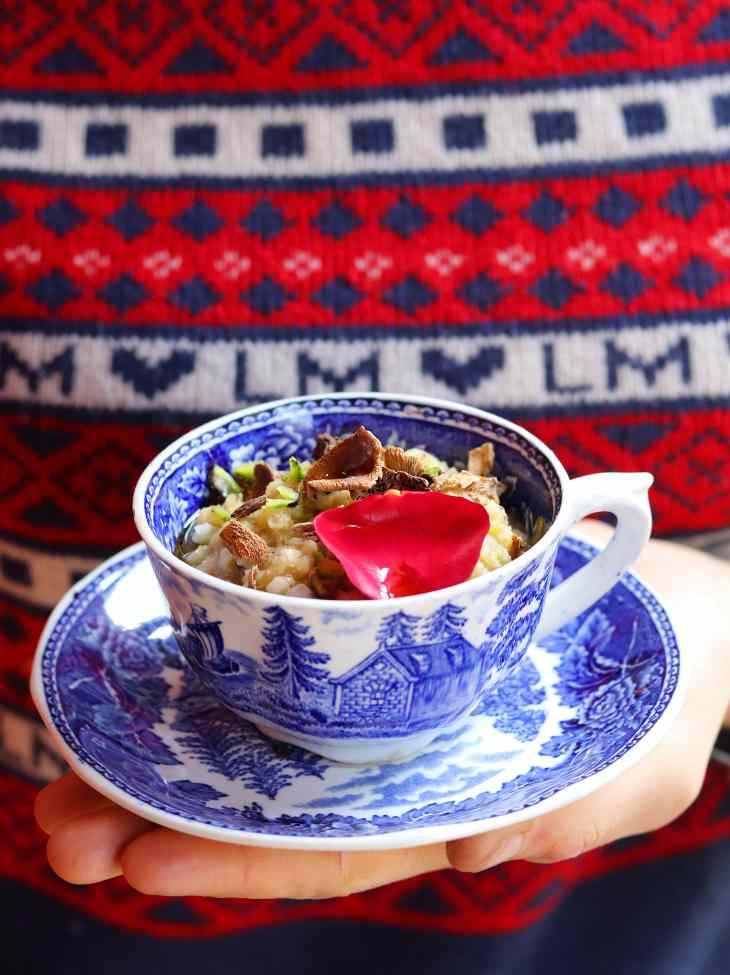 ricetta zuppa nordica