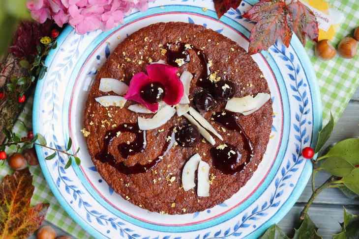 torta di nocciole senza farina