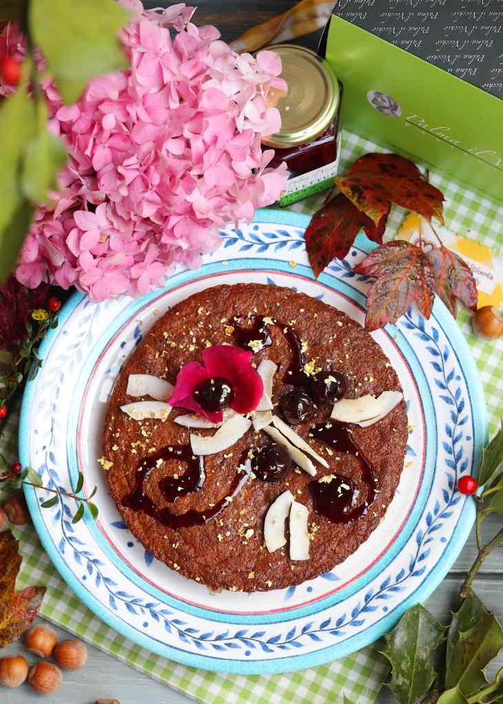 ricetta torta di nocciole senza farina