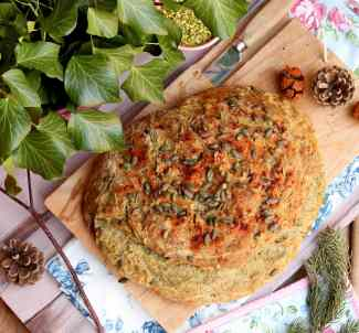 ricetta pane al pistacchio