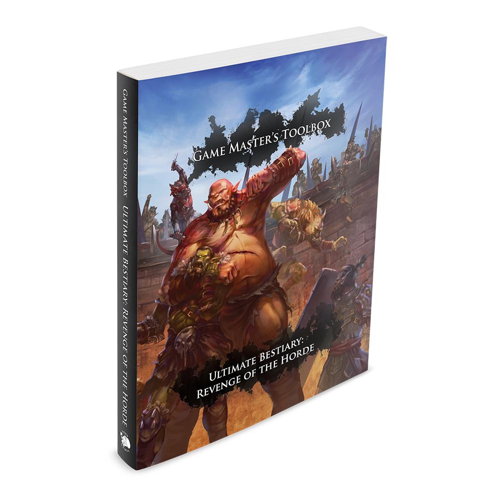 Ultimate Bestiary: Revenge of the Horde - Nord Games