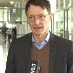 Karl Lauterbach kritisiert bundesweite Corona-Notbremse als nicht ausreichend