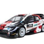 Toyota Gazoo Racing will Siegesserie auf erster Schotter-Rally fortführen
