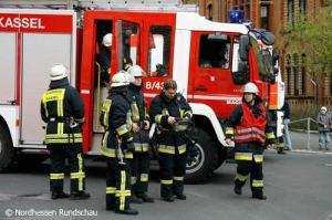 Archivbild der Feuerwehr