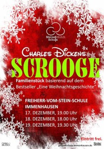 Scrooge Anzeige