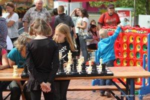 Spielen muss Spaß machen! (Archivfoto: Rainer Sander)