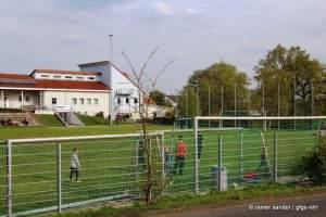Bekommt einen Hybridrasen und ist auch als Bolzplatz geöffnet (Foto: Rainer Sander)