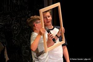 Musical macht Spaß (Foto: Rainer Sander)