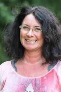 Petra Lauer vom St. Elisabeth Verein / Oikos Schwalmstadt: Die Tragfähigkeit der Familie als zuverlässige Bindung ist wichtig (Foto: Rainer Sander)