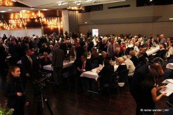 600 Gäste beim Festakt (Foto: Rainer Sander)