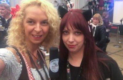 Connichi-Sprecherin Melanie Beckers im Interview mit Yasmin Schwarze