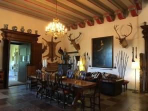 Im Schloss Egeskov