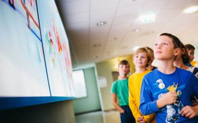 NAI and partners work with the Paediatric Clinic to make hospital environment child-friendlier