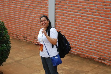 Fatma, an architect from Santa Cruz was our APAC Coordinator in San Ignacio. She is one of many volunteers working for APAC in the many towns and villages where the festival takes place.