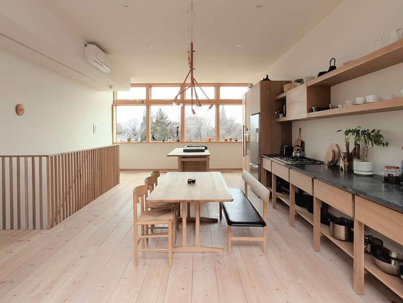 Mjlk Home A Minimalist Toronto Residence Taking Inspiration From Scandinavia And Japan