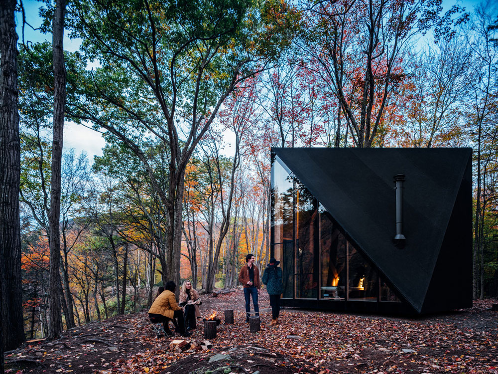A Flat Pack Prefab Micro Home By Bjarke Ingels For Klein